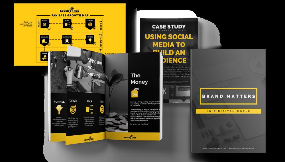 marketing starter kit